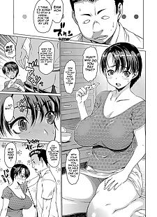 english manga Mama Hole, big breasts , big penis  incest