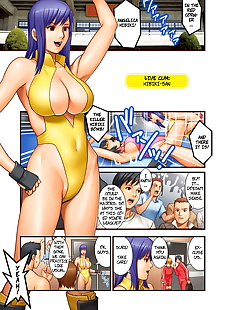 英语漫画 Sorya-nai yo Hibiki-san - That's Not.., anal , full color